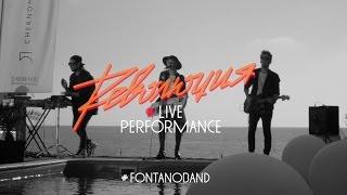 Fontano - Революция (Live Perfomance @ Chernomorskaya 5, Sochi, 2016)