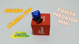 ???? FOXEER PREDATOR Mini Câmera FPV Review ????