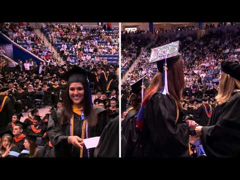UMass Lowell 2014 Commencement Masters Degrees - College of Heath Sciences (4:12)