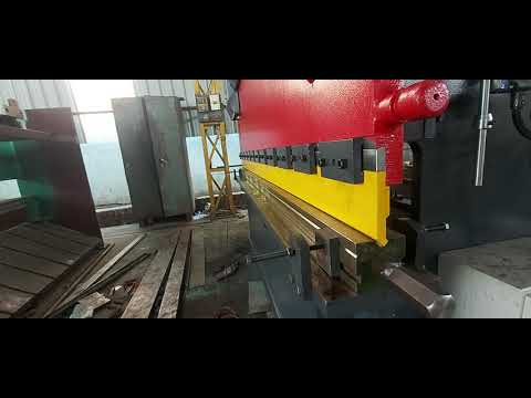 NC FRONT CYLINDER PRESS BREAK MACHINE