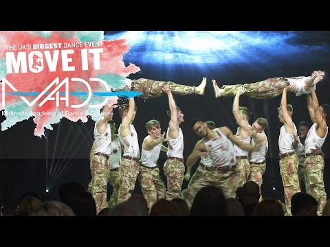 Move It 2016: Main Stage – MADD College Boys Choreographed by Ryan Lee Seager