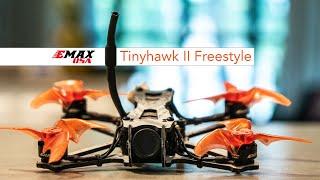 EMAX Tinyhawk II Freestyle - Fast, Fun, FPV