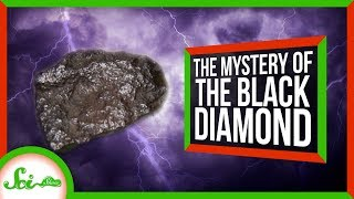 The Mystery Of The Black Diamond
