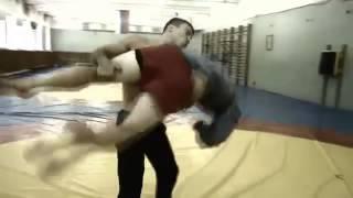 Тренировка самбистов, БОЕВОЕ САМБО