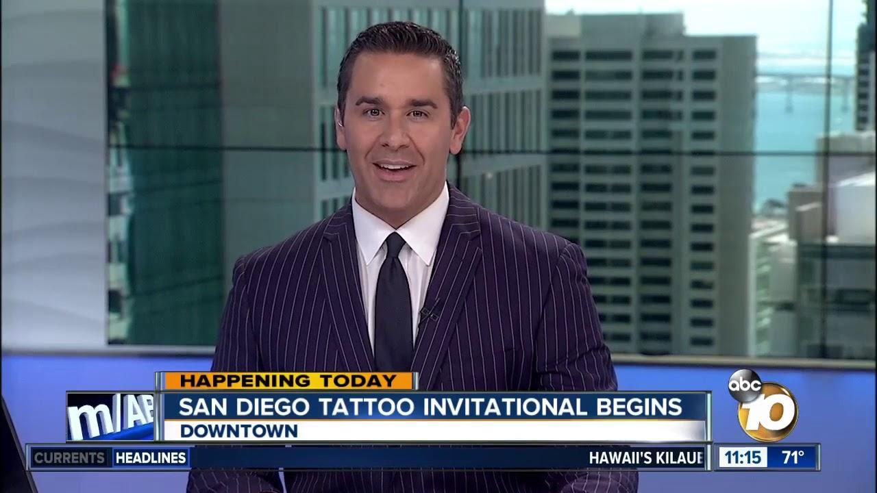 San Diego Tattoo Invitational 2020