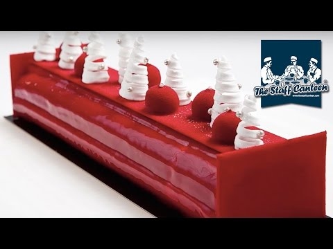 Christmas Entremet ideas from the Classic Fine Foods Competition