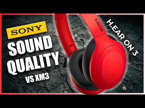 External Review Video TL0SyEC-dZk for Sony WH-H910N Wireless Headphones with Noise Cancellation