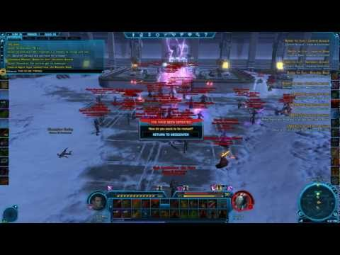 Star Wars: The Old Republic Patch 1.1 Breaks High-End PVP