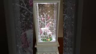 The Magic Fairy Tree - New Products - Unicorn Snowglobe Lantern