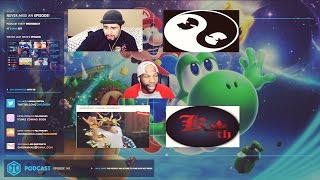 GMG SHOW LIVE 141 - THE NINTENDO SWITCH EPISODE, LEAKED CALL OF DUTY2017  SCREENSHOTS @GMGSHOW