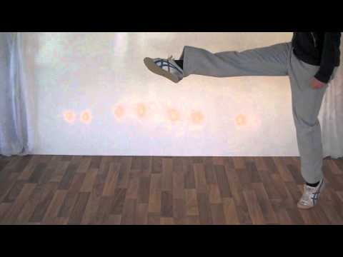 Learn Your First Irish Dancing Steps - the 1-2-3