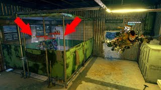 HOW WERE THEY ALL HIDING INSIDE OF THE SHOWERS?!!?!? HIDE N' SEEK ON *BLACK OPS 4*