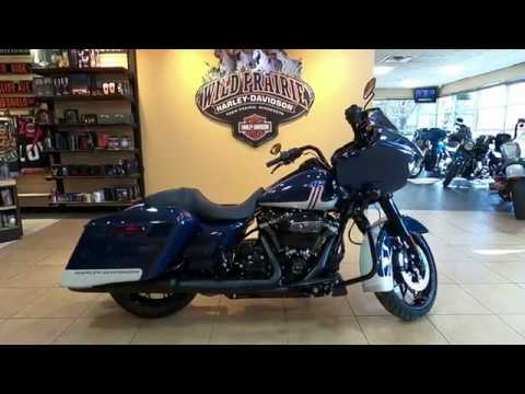 2020 Harley-Davidson HD Touring FLTRXS Road Glide Special Custom Color
