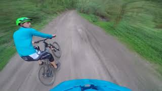 Mountain Bike Ride on Fruska Gora Trails