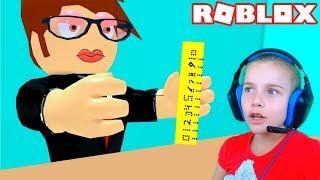 ПОБЕГ ИЗ ШКОЛЫ в Роблокс приключение мульт героя в школе Roblox