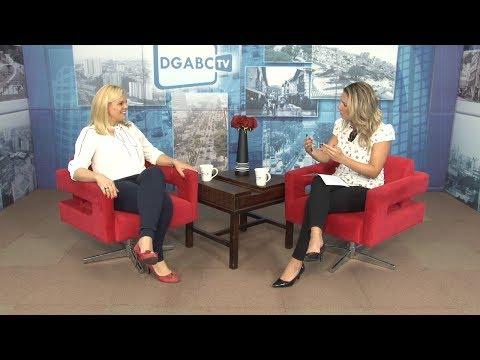 DGABC TV conversa com a primeira-dama de S. Bernardo - Diário do Grande ABC