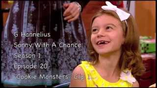 "G Hannelius on Sonny With A Chance as Dakota Condor - ""Cookie Monsters"" - clip 1 HD"