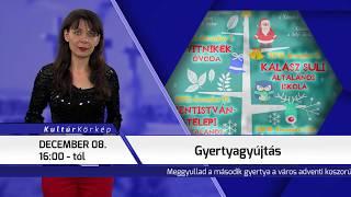 TV Budakalász / Kultúrkörkép / 2018.12.06.
