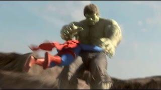 Супермен против Халка. Часть 3