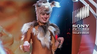 Carly the Human Hamster Performance - The Gong Show