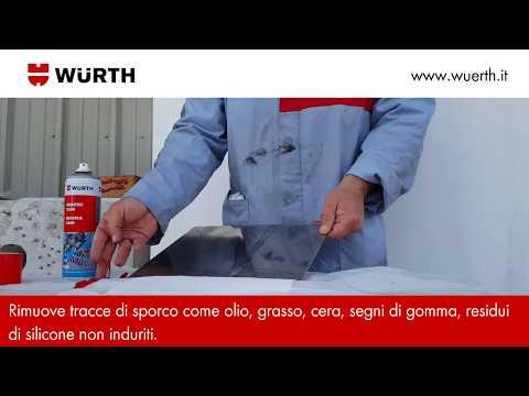 Detergente industriale Clean | Würth