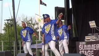 """TKA Performs  """"MARIA"""" Live At SUMERSTAGE... 2017"""