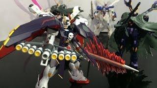 OMOCHA DAMASHII REVIEW: Robot Damashii Crossbone Gundam X1 Full Cloth