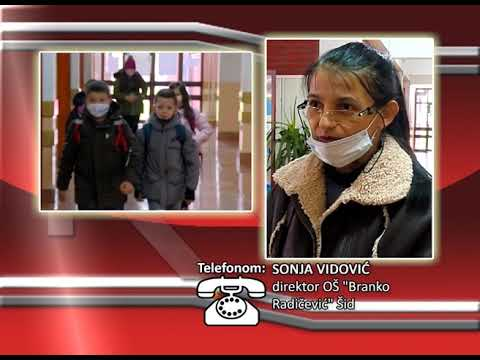 FONO : Sonja Vidović - Početak drugog polugodišta