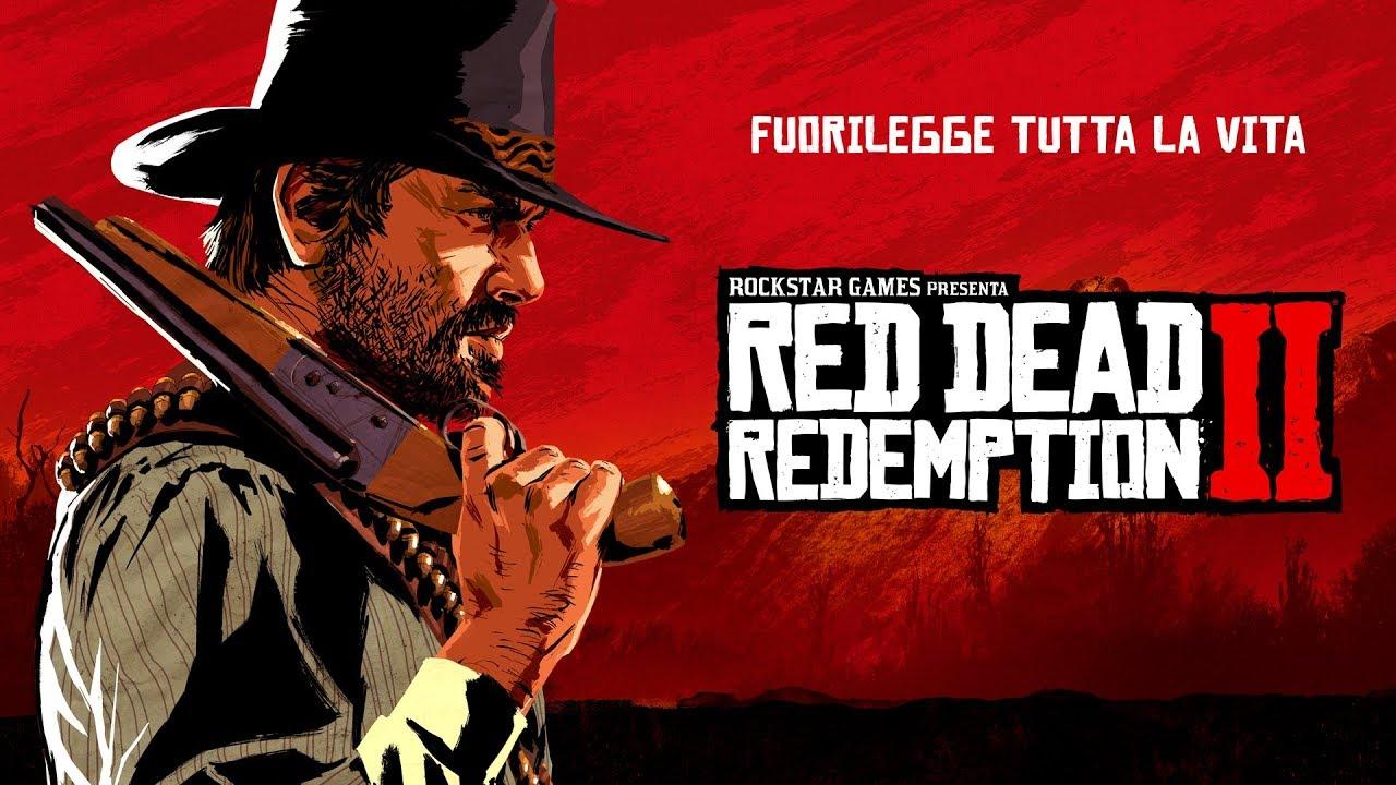 Trailer di lancio di Red Dead Redemption 2