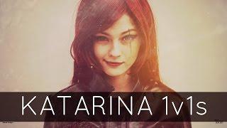 KATARINA 1v1s. KATLIFE UNDEFEATED? Part 1 | League Of Legends