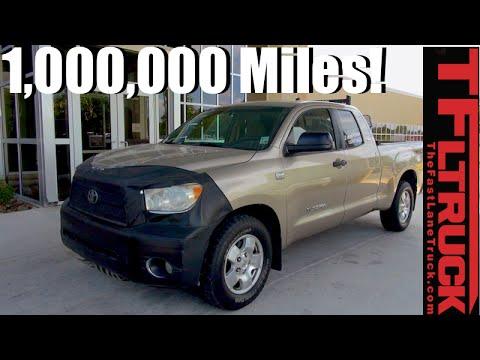 San Antonio Auto Group >> Here's a Walkaround of the Toyota Tundra That Did a Million Miles - autoevolution