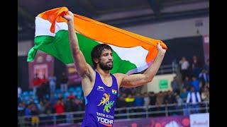 Wrestling Gives Me Strength, Confidence: Ravi Kumar Dahiya