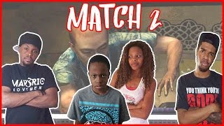 SHOWING NO MERCY!!! - Family Beatdown I Table Tennis Xbox360 Gameplay