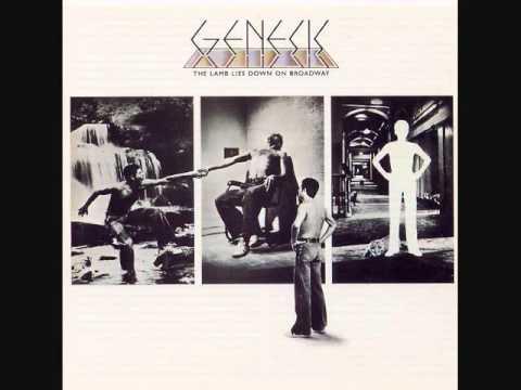 Ravine (Song) by Genesis