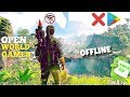 TOP 10 Best Open World Games Not Available at PlayStore