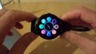 Smartwatch mit Android 5.1 und SIM-Karte - Alleskönner Diggro DI01