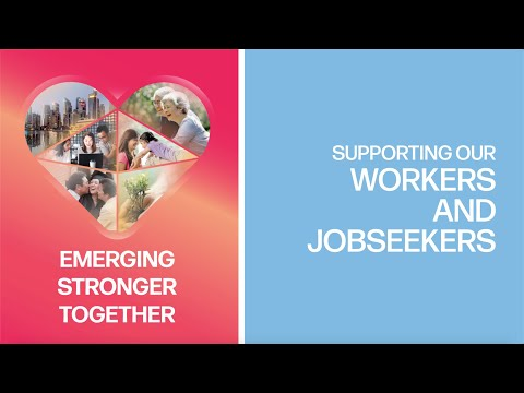 Emerging Stronger Together: Supporting our Workers and Jobseekers
