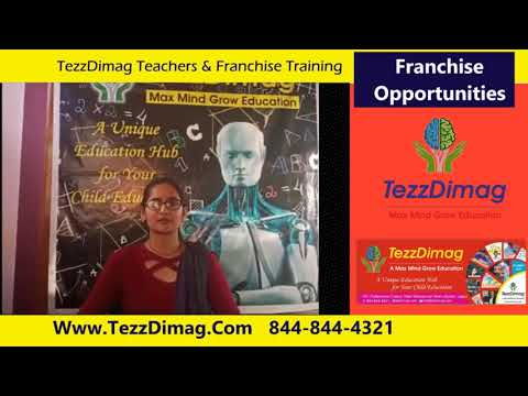 TezzDimag Training For Franchise and Teachers - YouTube