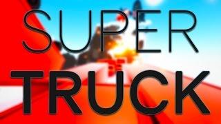 SUPERHOT MEETS CLUSTERTRUCK | SuperTruck