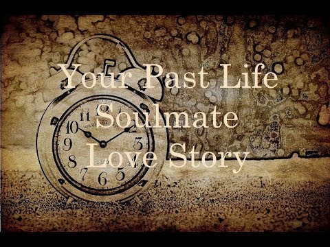 `~Your past life soul mate/twin flame love story ~ Pick a Card ~`