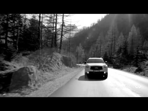 Infiniti  Qx70 Паркетник класса J - рекламное видео 1