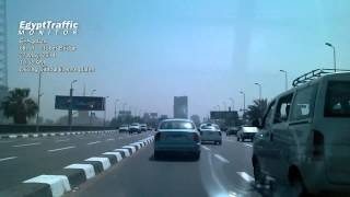 preview picture of video '140527105816-A0015: Driving without license plates @ 6th of October Bridge, El-Agouza'