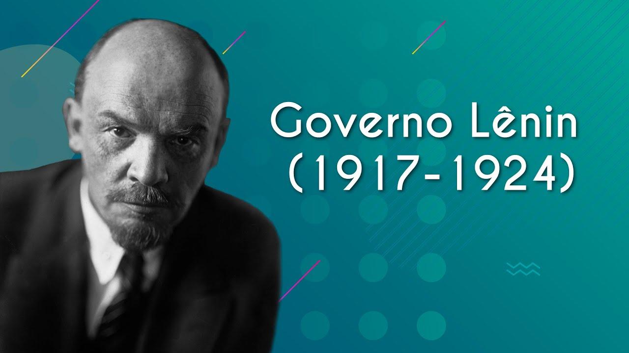 Governo Lênin (1917-1924)