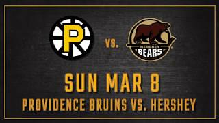 Bears vs. Bruins | Mar. 8, 2020