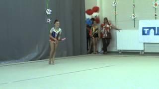 Liza Larina 2001) 3 place Noorus Cup 2013 Talinn clubs