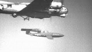 JB-2, JB-10 Rocket Bomb Launches from Eglin Field, 1945