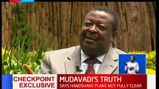 Mudavadi: Miguna should have handed over his passport; but gov't should have treated him differently