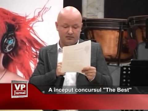 "Concursul ""The Best"" a început!"