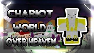 silver chariot requiem project jojo - TH-Clip
