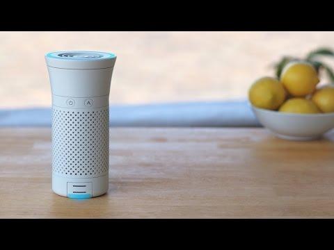 Video Top 3 Mini Air Purifiers 2016
